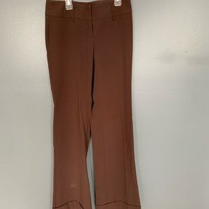 Moda Internationals Pant Christie Fit Brown Size 4